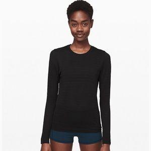 LuluLemon - Breeze By Squad Shirt. W size 6. NWT